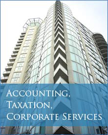 CPA certified Accounting Taxation Corporate Services